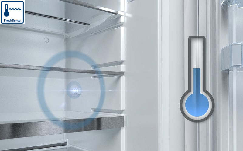 Tủ lạnh Bosch KAD92SB30 Fresh sense
