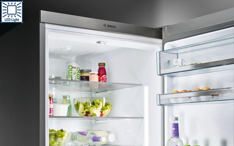 Tủ lạnh Bosch KAD92SB30 led light