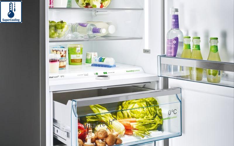 Tủ lạnh Bosch KAD92SB30 SuperCooling