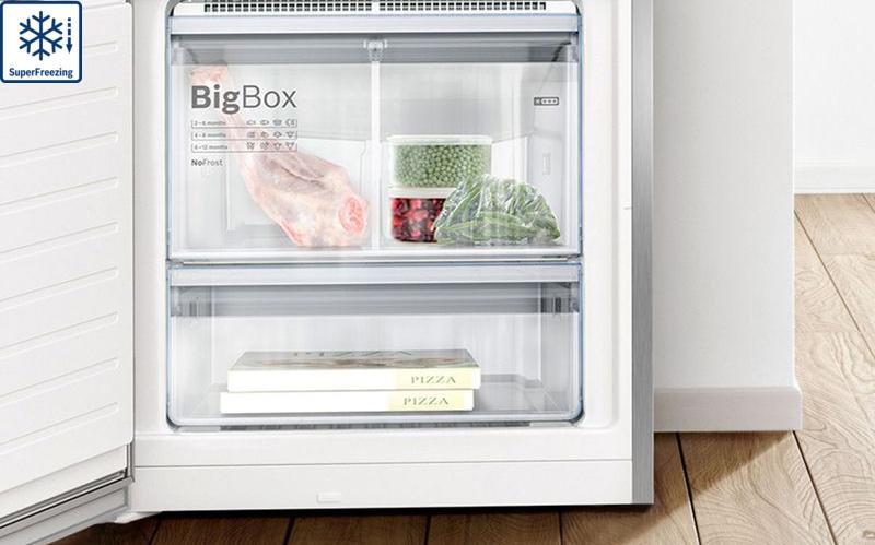 Tủ lạnh Bosch KAD92SB30 SuperFreezing