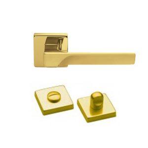 khóa cửa vệ sinh hafele 901.79.109 vàng đồng