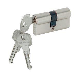 Ruột khóa hafele 916.96.015 hai đầu chìa