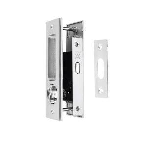 bộ khóa cửa trượt vệ sinh hafele 499.65.106