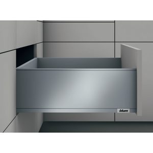 Ray hộp Blum legrabox 550.73.765 màu trắng chiều cao C
