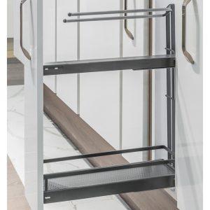 phụ kiện tủ bếp dưới 15cm kessbohmer Hafele 549.24.633