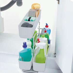 giá đựng dụng cụ tẩy rửa hafele 545.48.911