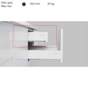 Ray hộp Inner Alto S H80 552.55.307 nâu xám giảm