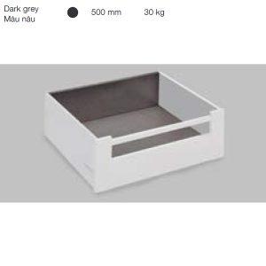 Ray hộp Inner Alto S H170 552.55.308 nâu xám
