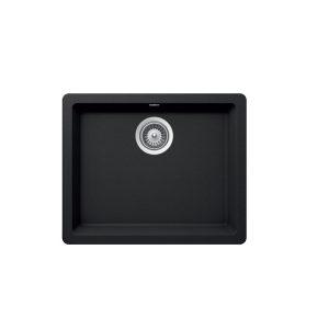 chậu đá Hafele Galba HS-GS5543 570.35.330 màu đen