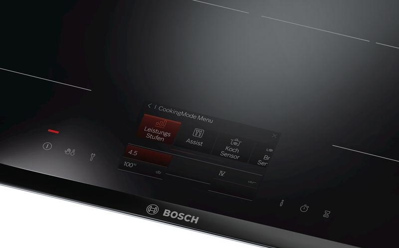 bếp từ bosch PXY601JW1E TFT Display