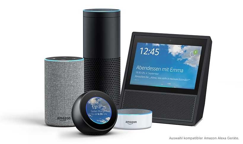 Bosch smart Plug Amazon alexa