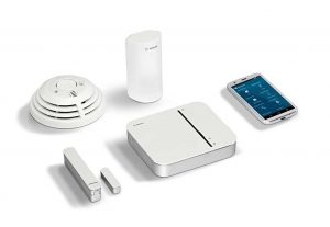 bộ bảo vệ cơ bản Bosch security starter kit