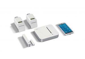 bộ điều nhiệt cơ bản BoschIndoor Climate Starter Kit