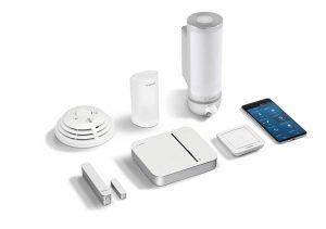 bộ bảo vệ nâng cao Bosch Premium security Starter kit outdoor camera