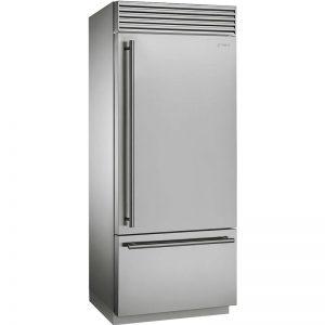 tủ lạnh smeg RF396RSIX