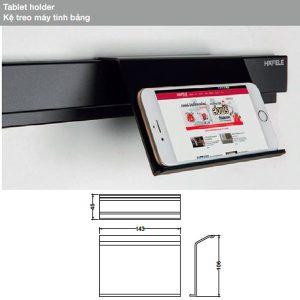 Kệ treo máy tính bảng hafele 523.00.320