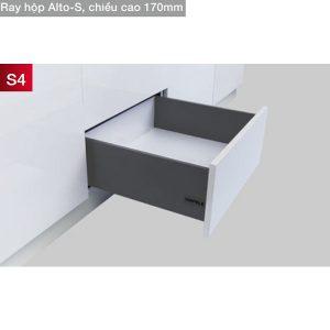 Ray hộp hafele Alto-s H170 S4