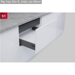 Ray hộp hafele Alto-s H80 S1