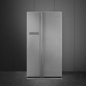 tủ lạnh Smeg SBS660X