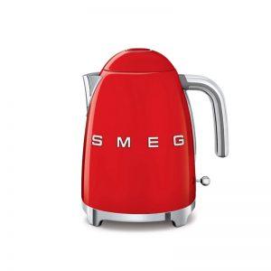 Ấm đun nước Smeg KLF03RDEU 535.43.679 màu đỏ 50's style