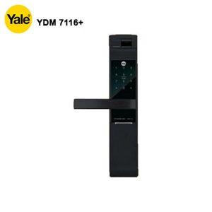 Khóa điện tử yale YDM7116 màu đen sần