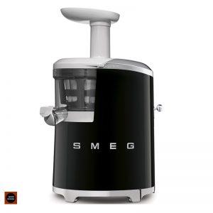 máy ép chậm Smeg SJF01BLEU màu đen dòng 50's Style 535.43.620