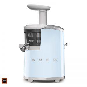 máy ép chậm Smeg SJF01PBEU xanh nhạt dòng 50's Style 535.43.628