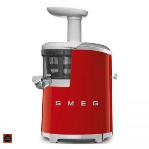 máy ép chậm Smeg SJF01RDEU màu đỏ dòng 50's Style 535.43.629