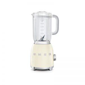 máy xay sinh tố Smeg BLF01CREU màu kem dòng 50's Style 535.43.635