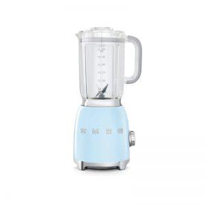 máy xay sinh tố Smeg BLF01PBEU màu xanh nhạt dòng 50's Style 535.43.638