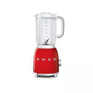 máy xay sinh tố Smeg BLF01RDEU màu đỏ dòng 50's Style 535.43.639