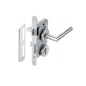 Bộ khóa cửa vệ sinh hafele DIY 489.10.660 kiểu chữ G