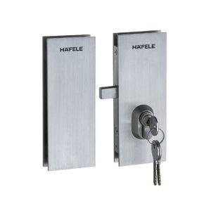 khóa cửa kính Hafele 981.59.020