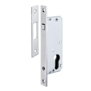 Thân khóa cửa trượt hafele 911.26.672