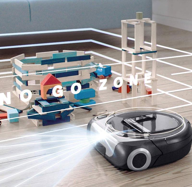 ROBOT HÚT BỤI BOSCH ROXXTER