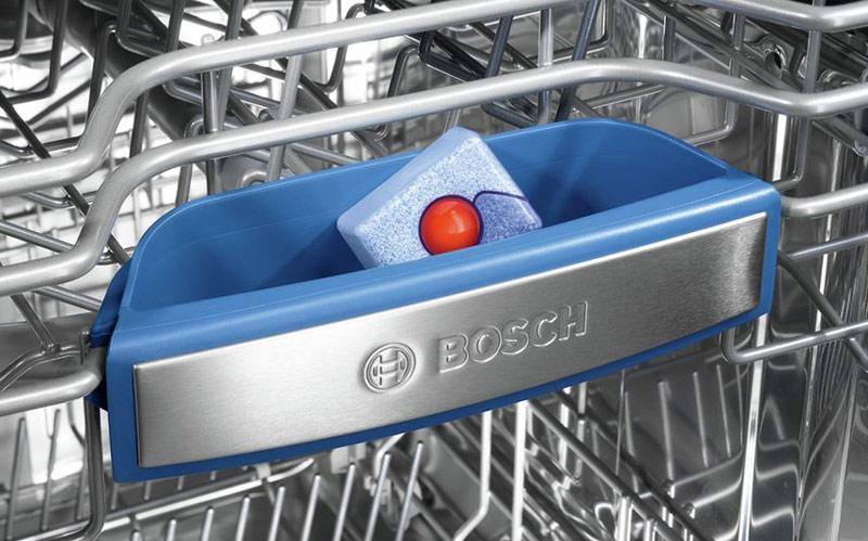 máy rửa bát Bosch SMS46KI01E Dossge assit