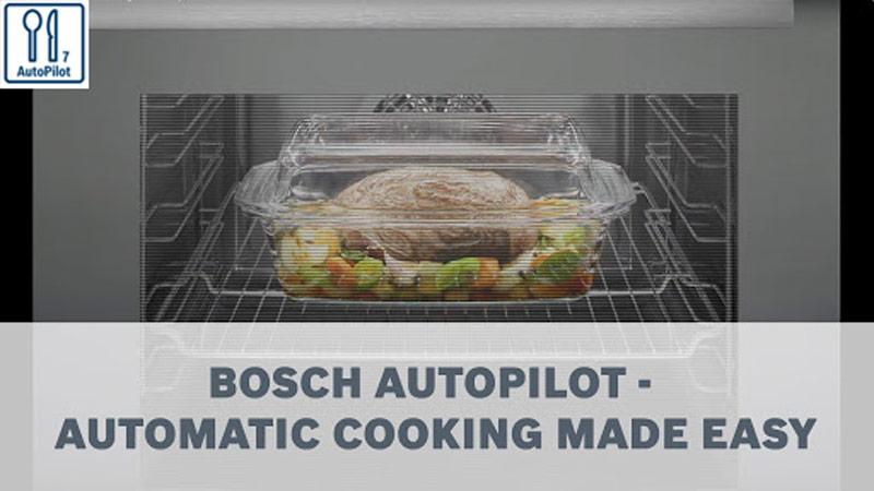 Lò nướng Bosch BFL523MS0B AutoPilot 7