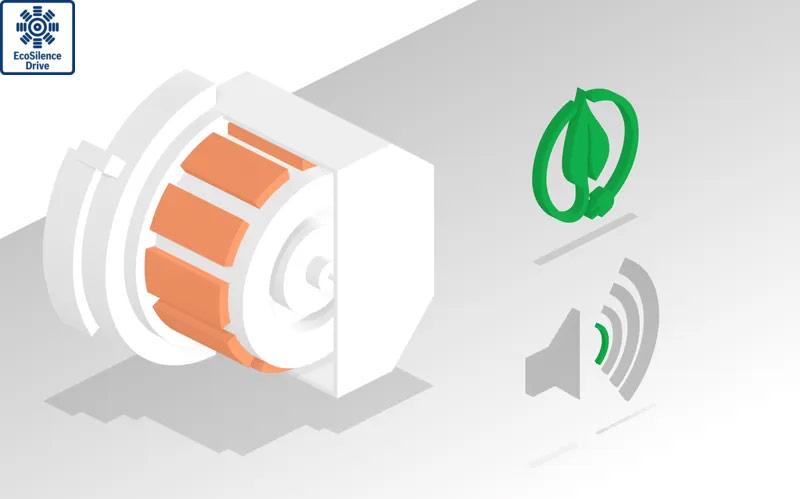 Bosch EcoDrive Silence SMS46KI01E