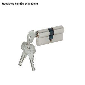 Ruột khóa hai đầu chìa hafele 916.96.040