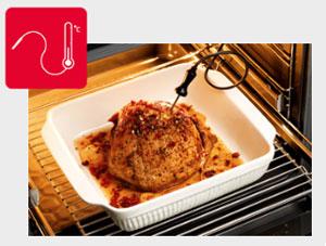 LÒ NƯỚNG HAFELE Meat Probe