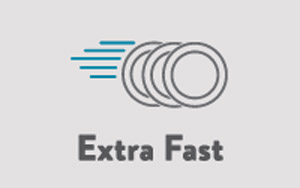 Máy rửa bát Hafele Extra Fast