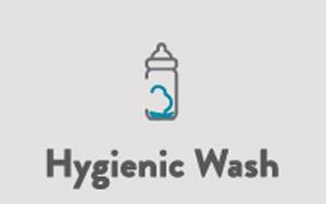 Máy rửa bát Hafele Hygienic wash