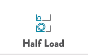 Máy rửa bát Hafele HalfLoad
