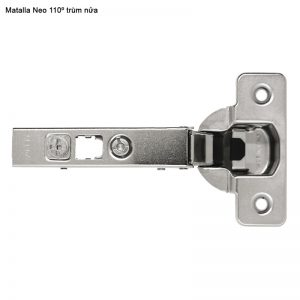 Bản lề Hafele metallamat Neo 110º 334.10.001