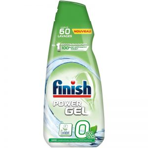GEL RỬA BÁT FINISH ALL IN ONE 0% 900ML