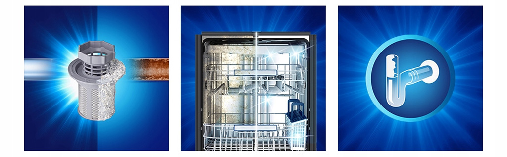 Chai dung dịch vệ sinh máy rửa bát Finish 250 ml