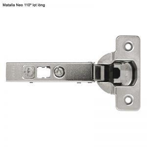 Bản lề Hafele metallamat Neo 110º 334.20.001
