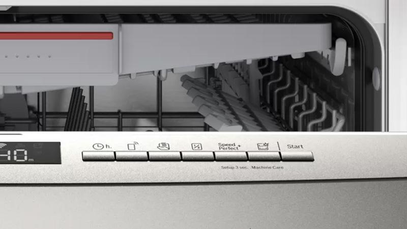 Máy rửa bát Bosch Speed Perfect + SMD6ECX57E