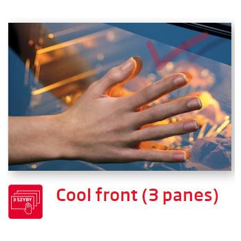 Lò nướng Fagor Cool Front