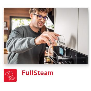 Lò nướng fagor full steam